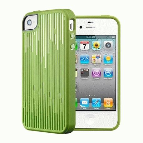 SGP iPhone 4/4s Case Modello Series Olive Green зеленый