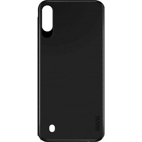Накладка Silicone Case Rock для Samsung Galaxy M10 Black