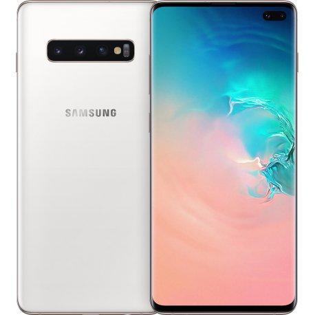 Samsung Galaxy S10 Plus 8/512GB Ceramic White (SM-G975FCWGSEK)