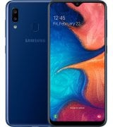 Samsung Galaxy A20 3/32GB Blue (SM-A205FZBVSEK) + 275 грн на пополнение счета в подарок!