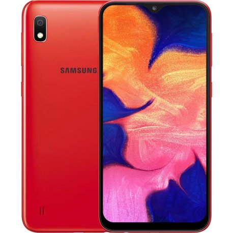 Samsung Galaxy A10 2/32GB Red (SM-A105FZRGSEK)