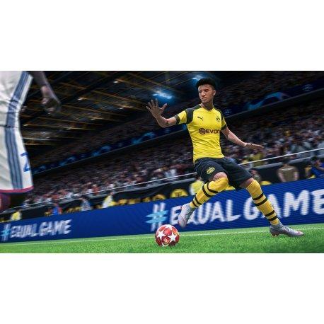 Игра FIFA 20 для Microsoft Xbox One (русская версия)