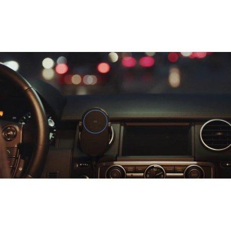 Автодержатель с беспроводной зарядкой Xiaomi MI QI Car Wireless Charger (WCJ02ZM)