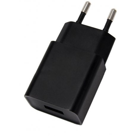 Сетевое зарядное устройство Xiaomi Mi Adaptor Black QC3.0 18W EU Black (MDY-08-DF)