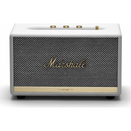 Marshall Louder Speaker Woburn II Bluetooth White (1001905)