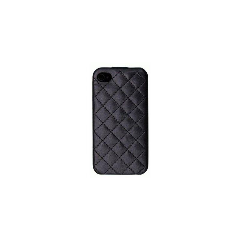 Чехол для iPhone 4/4s Nuoku Only Black