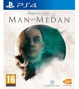 Игра The Dark Pictures Anthology: Man Of Medan (PS4). Уценка!