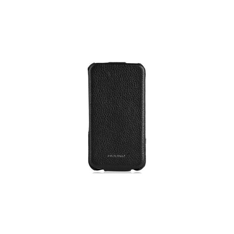 Чехол для iPhone 4/4s Nuoku Royal Black