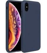 Чехол JNW Anti-Burst Case для Apple iPhone XS Max Midnight Blue