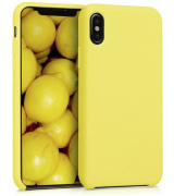 Чехол JNW Anti-Burst Case для Apple iPhone XS Max Yellow
