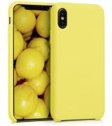 Чехол JNW Anti-Burst Case для Apple iPhone XS Max Yellow