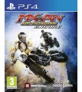 Игра MX vs. ATV Supercross Encore (PS4). Уценка!