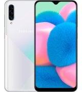 Samsung Galaxy A30s 4/64GB White (SM-A307FZWVSEK) + 240 грн на пополнение счета в подарок!