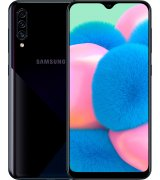 Samsung Galaxy A30s 3/32GB Black (SM-A307FZKUSEK) + 200 грн на пополнение счета в подарок!