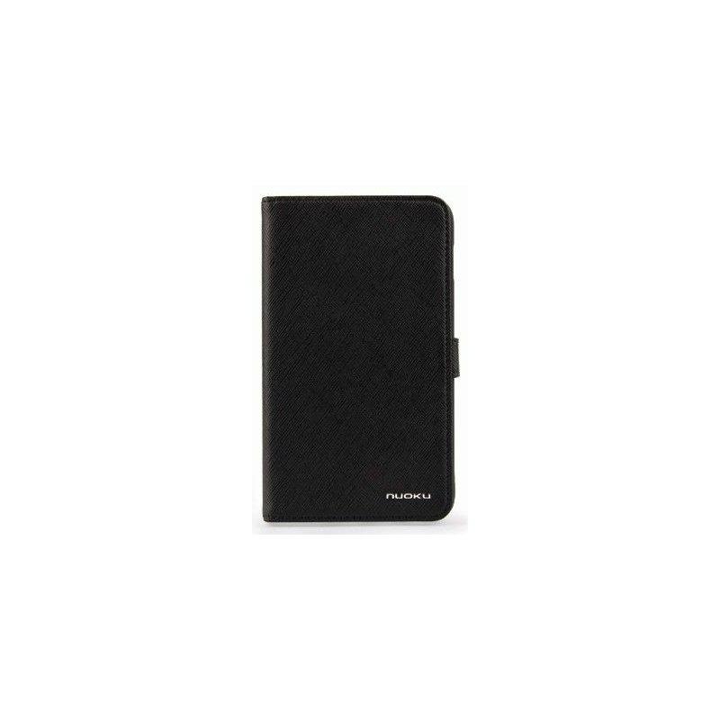 Чехол для Samsung Galaxy Note N7000 Nuoku Book Black