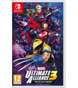 Игра Marvel Ultimate Alliance 3: The Black Order для Nintendo Switch (английская версия)