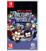 Игра South Park and The Fractured But Whole для Nintendo Switch (русские субтитры)