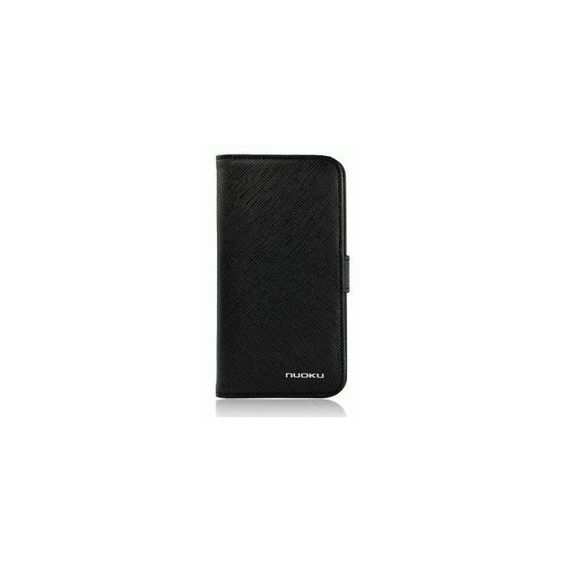 Чехол для iPhone 4/4s Nuoku Book Black
