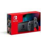 Nintendo Switch with Gray Joy-Con (Обновлённая версия) HAC-001(-01)