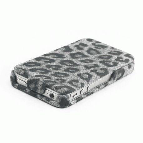 Чехол для iPhone 4/4s Nuoku LEO White