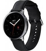 Умные часы Samsung Galaxy Watch Active 2 44mm Stainless steel Silver (SM-R820NSSASEK) + Карта памяти на 128Gb в подарок!