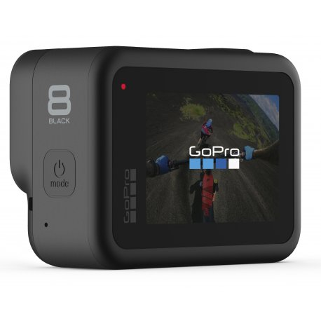 Видеокамера GoPro HERO8 Black (CHDHX-801)