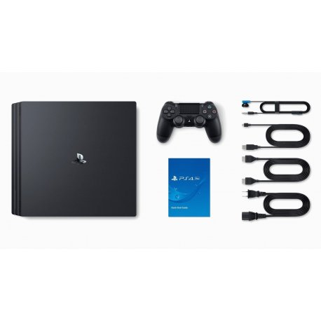 Sony PlayStation 4 Pro 1Tb Black + God of War + Horizon Zero Dawn. Complete Edition