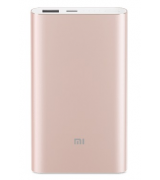 Внешний аккумулятор Xiaomi Mi Power Bank 10000 mAh Pro 10000mAh Type-C Gold (PLM03ZM) (VXN4195US)
