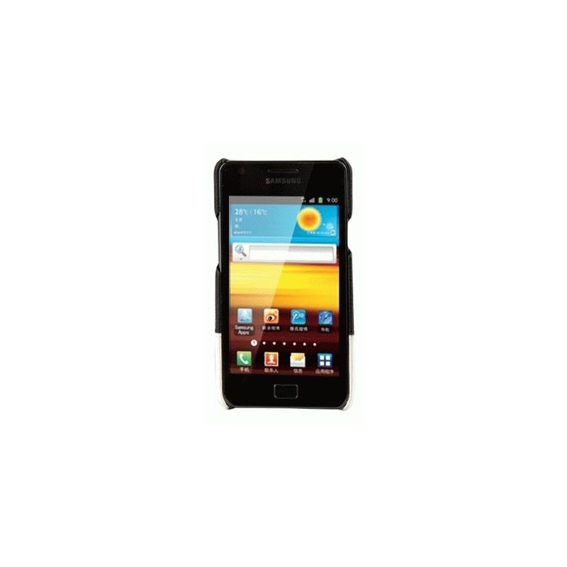 Чехол для Samsung Galaxy S II i9100 Nuoku Royal CV Black