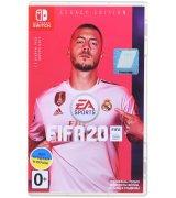 Игра FIFA 20 Legacy Edition (Nintendo Switch, Русская версия)