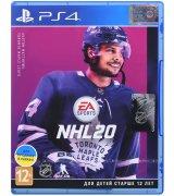 Игра NHL 20 для Sony PS4 (русские субтитры)