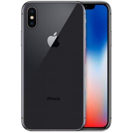 Apple iPhone X 256GB Space Gray (Refurbished)