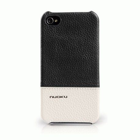 Чехол для iPhone 4/4s Nuoku Royal CV Black