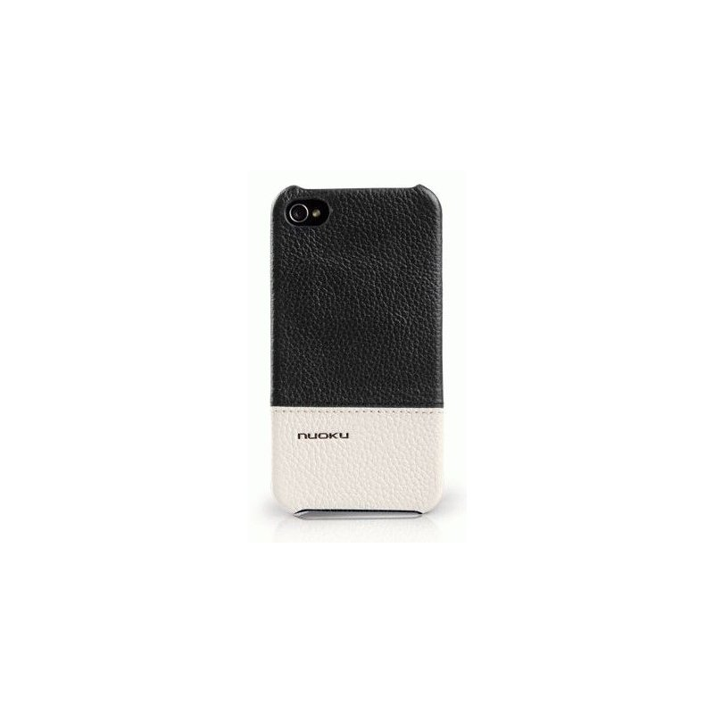 Чехол для iPhone 4/4s Nuoku Royal CV Black