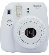 Камера моментальной печати Fujifilm Instax Mini 9 Smoky White (16550679)