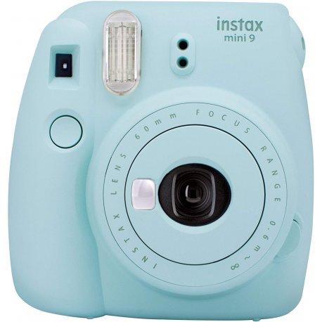 Камера моментальной печати Fujifilm Instax Mini 9 Smoky Ice Blue (16550693)