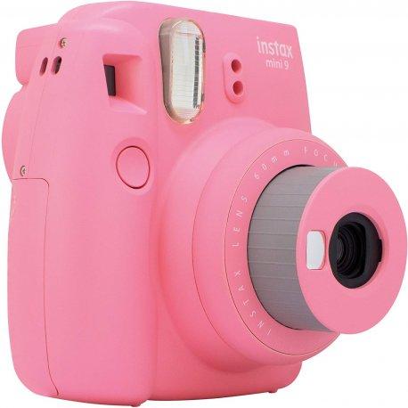 Камера моментальной печати Fujifilm Instax Mini 9 Flamingo Pink (16550784)