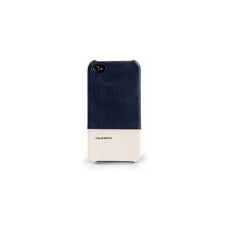 Чехол для iPhone 4/4s Nuoku Royal CV Blue