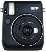 Камера моментальной печати Fujifilm Instax Mini 70 Black (16513877)