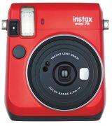 Камера моментальной печати Fujifilm Instax Mini 70 Red (16513889)