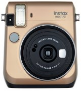 Камера моментальной печати Fujifilm Instax Mini 70 Gold (16513891)
