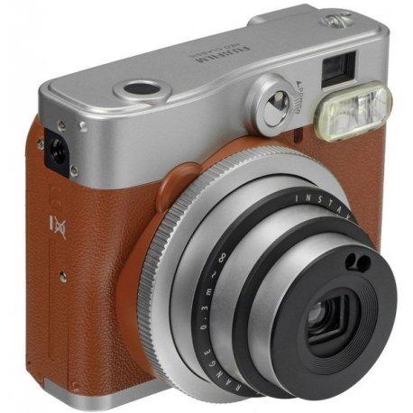 Камера моментальной печати Fujifilm Instax Mini 90 Brown (16423981)