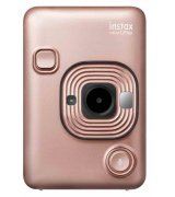 Камера моментальной печати Fujifilm Instax LiPlay Blush Gold (16631849)