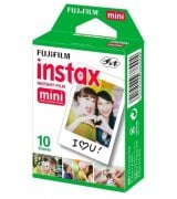 Фотобумага Fujifilm instax Mini eu 1 glossy (54х86мм 10шт)