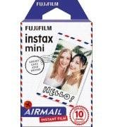 Фотобумага Fujifilm Colorfilm Instax Mini Airmail (54х86мм 10шт)