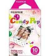 Фотобумага Fujifilm Colorfilm Instax Mini Candypop (54х86мм 10шт)