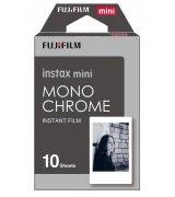 Фотобумага Fujifilm Instax Mini Monochrome (54х86мм 10шт)
