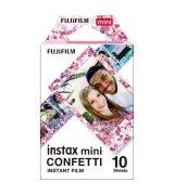 Фотобумага Fujifilm Instax Mini Confetti (54х86мм 10шт)