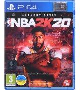 Игра NBA 2K20 (PS4, Английская версия)