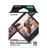 Фотобумага Fujifilm Instax Square Star Illumi (86х72мм 10шт)